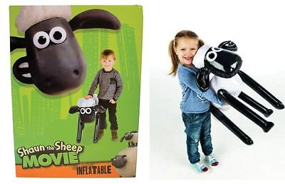 Shaun the Sheep Inflatable toy, great quality, boxed, Aardman, Wallace & Gromit