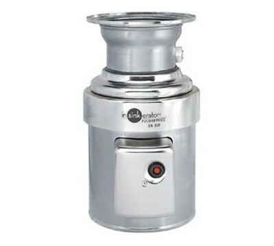 """InSinkErator Commercial Garbage Disposer W/12"""" Bowl & MSLV Control Panel, 1 HP"""