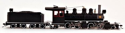 Bachmann On30 Scale Train 2-4-4-2 DCC Equipped Black Steel Cab With Trim 29002
