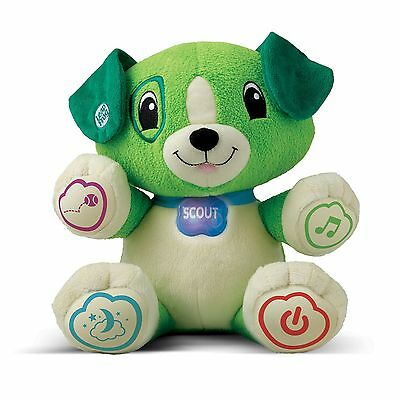 LeapFrog My Puppy Pal Scout (Green) Green