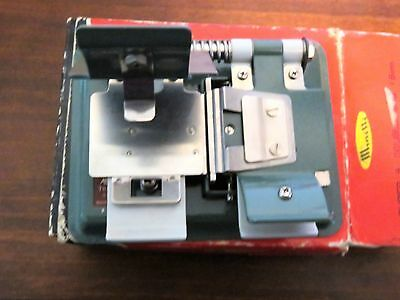 Minette Tri Splicer- Super 8 Double 8 & 16 mm