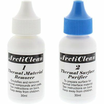 Arctic Silver ArctiClean - 60ml Thermal Material Remover and Surface Cleaner