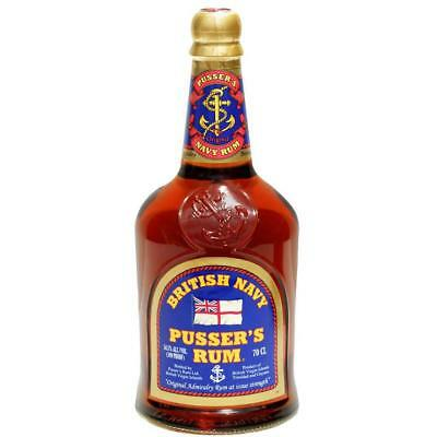 Pusser's British Navy Rum 700ml