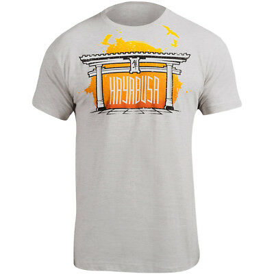 Hayabusa Torii T-Shirt - Heathered White