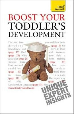 Boost Your Toddler's Development by Caroline Deacon Paperback Book (English)