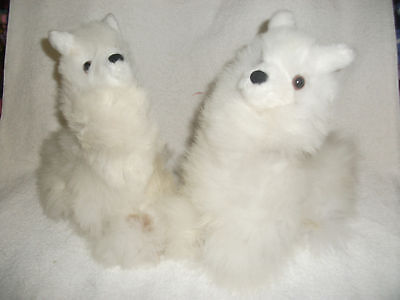 New Peruvian Soft Plush Cushing Alpaca Llama 9451