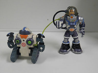 Fisher Price Rescue Heroes CD-Moon & Lift-Off