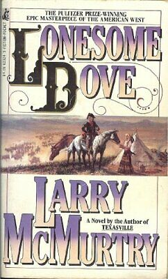 Lonesome Dove by McMurtry, Larry Paperback Book The Cheap Fast Free Post