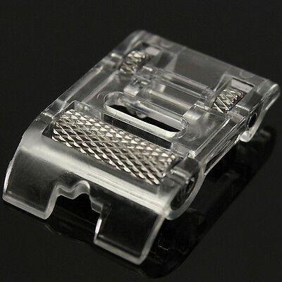 Low Shank Roller Presser Foot For Singer Brother Janome JUKI Sewing Machine SE