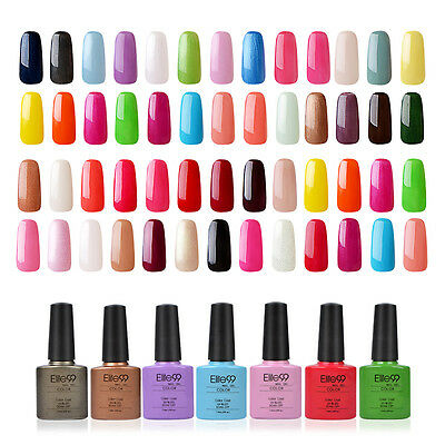 Elite99 Vernis à Ongles Gel Polish Nails UV LED Semi Permanent Manucure 7.3 ML