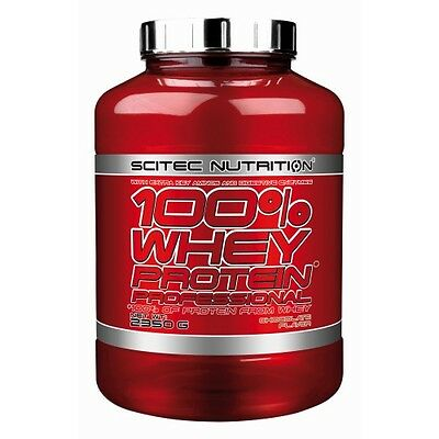 Scitec Nutrition - 100% Whey Protein Professional, 2350g
