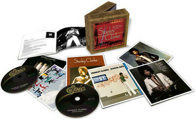 Stanley Clarke - The Complete 1970s Epic Albums Collection [New CD] Ltd Ed, Boxe