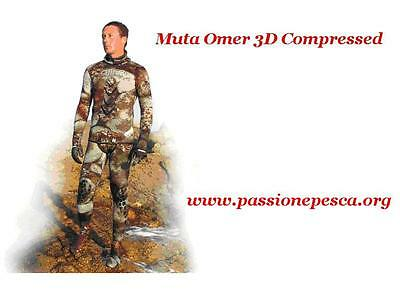 MUTA OMER SUB CAMOU 3D COMPRESSED 5 MM T.Iii°