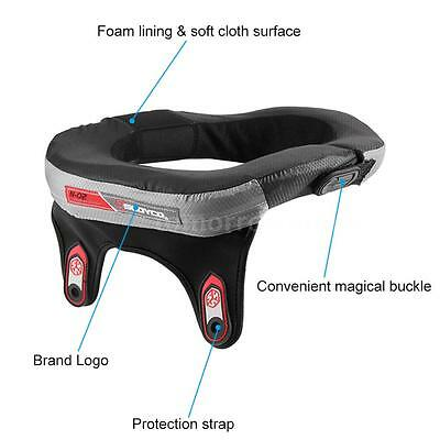 Scoyco Motorcycle Motocross Racing Neck Protector Guard Collar Neck Brace Q2O9