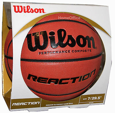 """Wilson Official NCAA Replica Official Basketball Ball 29.5"""" New Comes Inflated"""
