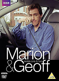 Marion & Geoff - Series 1 & 2 Box Set - DVD - Brand New & Sealed