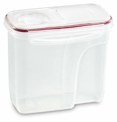 STERILITE 16.0 Cup Dry Food Plastic Container Food Storage Ultra-Seal #0316