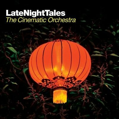 The Cinematic Orches - Late Night Tales-Cinematic Orchestra [New CD] Jewel Cas