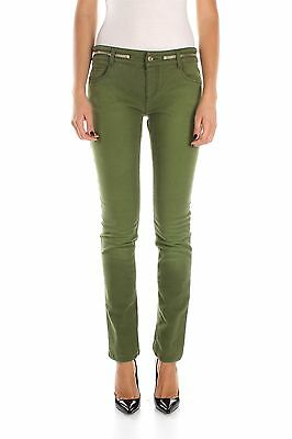 Jeans Givenchy Women Cotton Green 12P5506620306