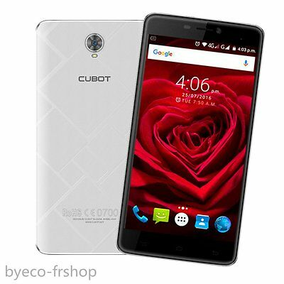 """6"""" Cubot MAX 32GB 3GB Octa Core 4G Android 6,0 Smartphone Handy ohne Vertrag &7"""