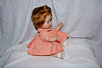 12 inch Baby Girl Doll by Madane Alexander, 1958