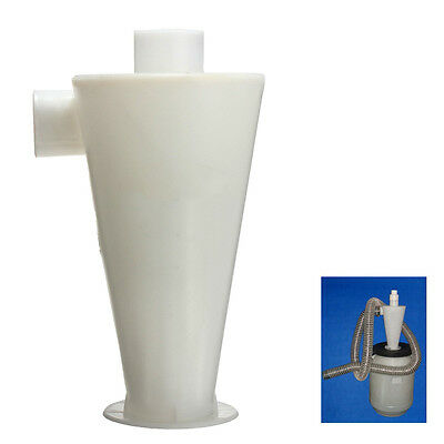 Cyclone Powder Dust Separation Collector Filter For Vacuums Cleaners Plastic