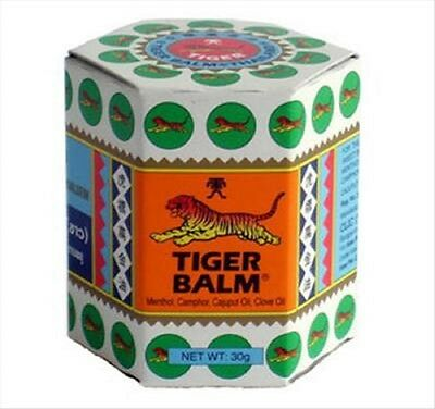 Tiger Balm White Ointment 30g/Jar (Large Jar!) LOWEST PRICE!
