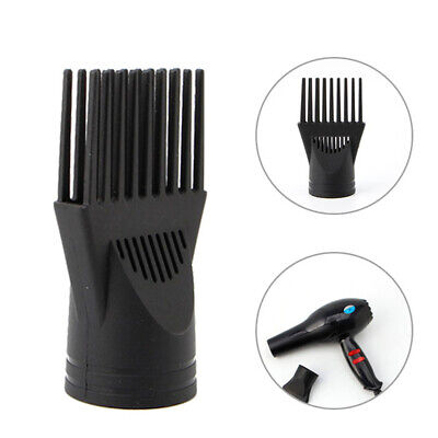 Pro Hairdressing Styling Salon Tool Hair Dryer Finger Diffuser Blower Comb
