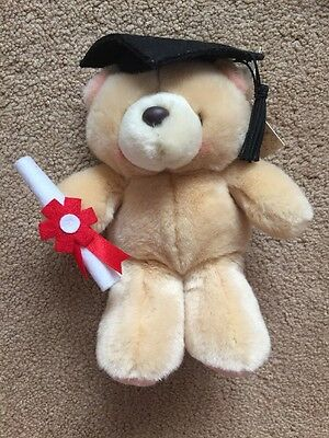 Forever Friend Bear Graduation Day Collectable 8 Inches New!