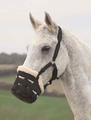 Shires Nylon Deluxe Comfort Grazing Muzzle 495NF