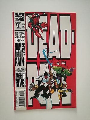 Deadpool: The Circle Chase #3 1993 VF