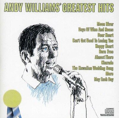 Andy Williams - Greatest Hits [New CD]