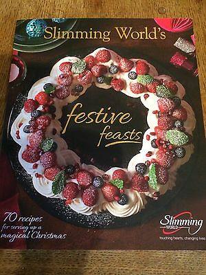 Slimming world 39 s festive feasts 2016 book new picclick uk Slimming world offers 2016