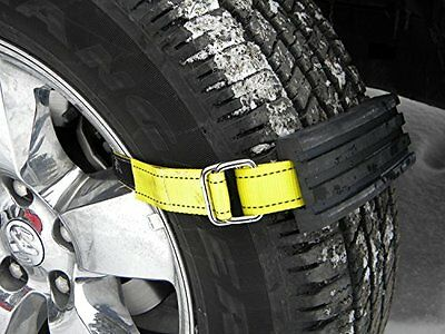 Trac-Grabber Traction Solution Durable Recovery Tread Cars Vans Unstuck Quickly