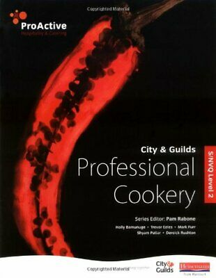S/NVQ Level 2 Professional Cookery (ProActive Hos..., Rushton, Dereick Paperback