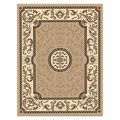 NEW Saray Rugs Hearts Opus Oriental Rug in Beige, Black, Brown, Grey, Red