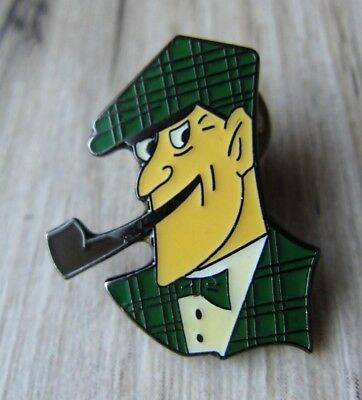 Comic Pin / Pins: Nick Knatterton als Pin - Kult!