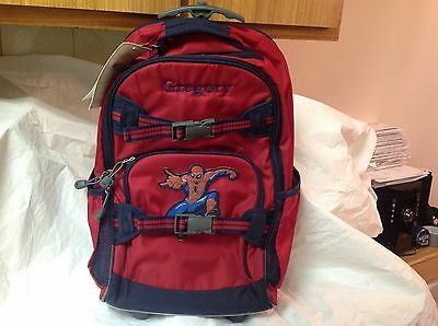 afa98b1f29db POTTERY BARN KIDS Backpack Spider-Man Gregory -  45.99