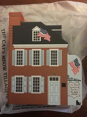 Cat's Meow The Flag House 05-435