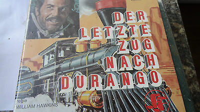 super 8 mm film  der letzie zug nach durango  still sealed color sound