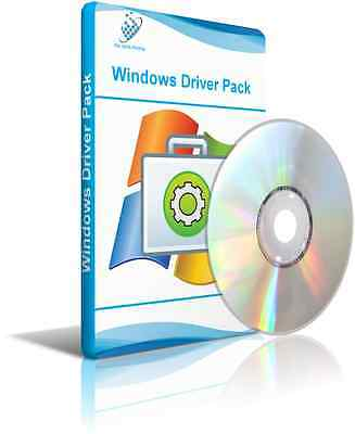 PC & Laptop Driver Pack - Install & Update Drivers for Windows XP/Vista/7/8/10