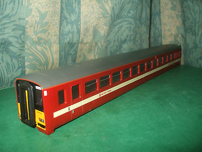 Hornby Class 155 Sprinter Metro Maroon Body Only - 57344