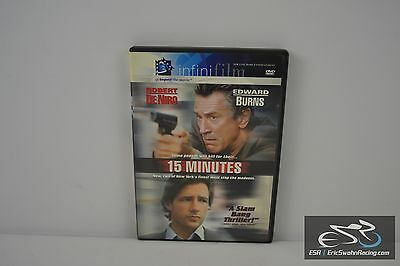 15 Minutes (Infinifilm Edition) [DVD] 2001
