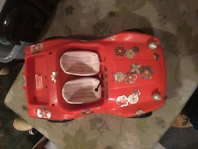 Vintage 1970 Barbie Sun'n'fun Buggy Motorized