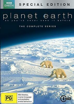 Planet Earth Special Edition - DVD Region 4 Free Shipping!