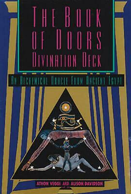 The Book of Doors Divination Deck: An Alchemical Oracle from Ancient Egypt: An O