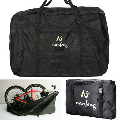 26 ''Folding Borsa Trasporto Bici Evoc Bike Travel Bag Resistente Impermeabile