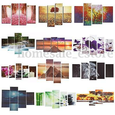 Large Modern Art Oil Painting Canvas Print Picture Home Room Decoration Unframed