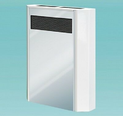Living room ventilation 60m³ up to 80% WRG KWL Heat Recovery exchanger