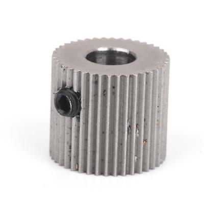 Stainless Extruder Drive Gear Pulley 5mm Shaft for 3D Printer1.75mm Filament
